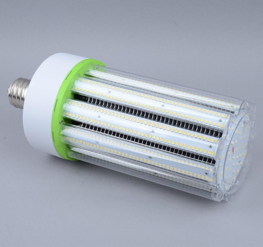 100W LED Corn Bulbs 13000Lm Equal 400W HID External driver AC 347V~480V