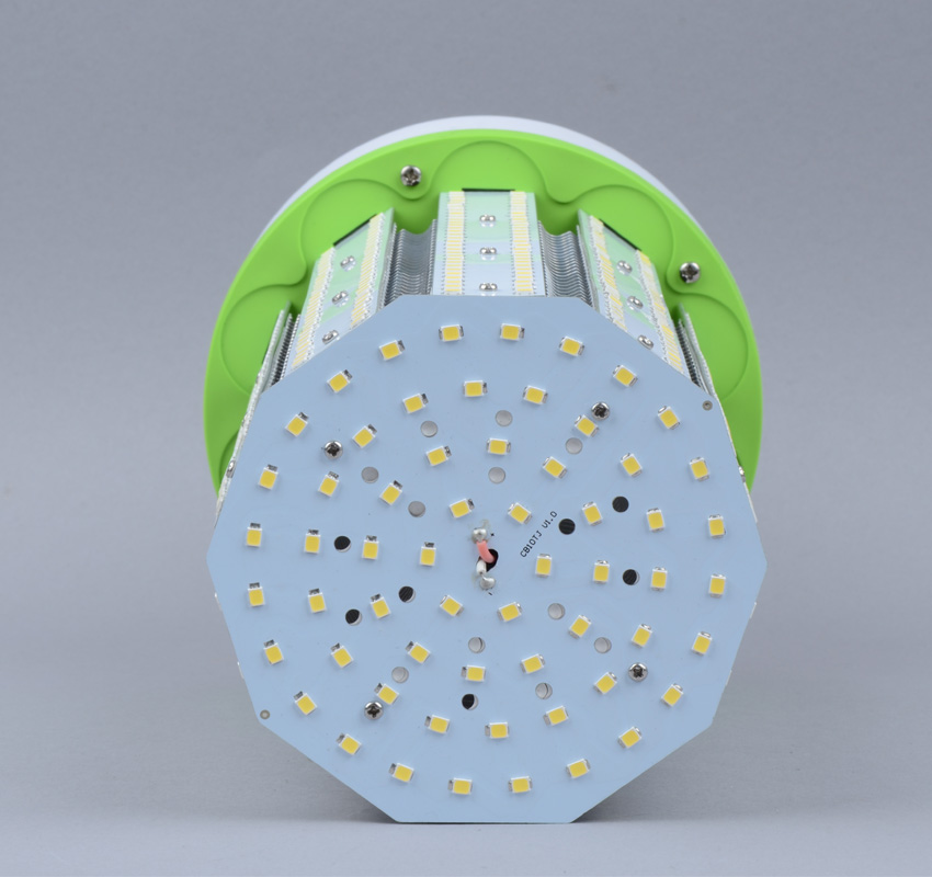 120W LED Corn Bulbs 15600Lm Equal 450W HID External driver AC 347V~480V