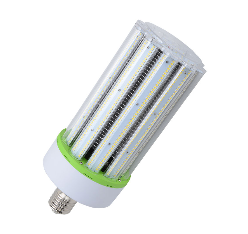 150W LED Corn Bulbs 19500Lm Equal 500W HID External driver AC 347V~480V