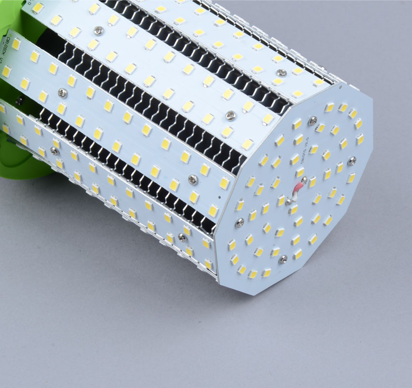 40W Dimmable LED Corn Bulbs 5,200Lm Equal 150W HID