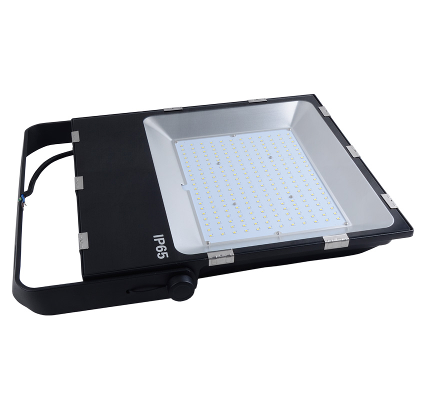 200W LED Flood Light Fixtures 24000Lm Waterproof SAA Ctick CE RoHS