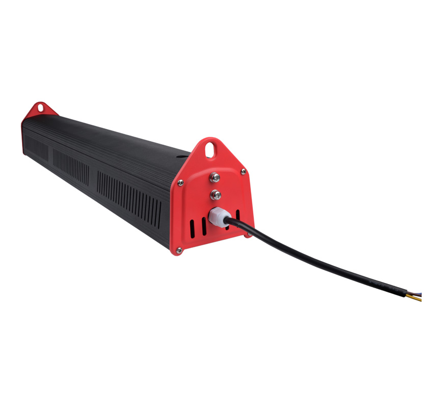 150W LED Linear High Bay Light 27000Lm TUV CE RoHS ETL DLC