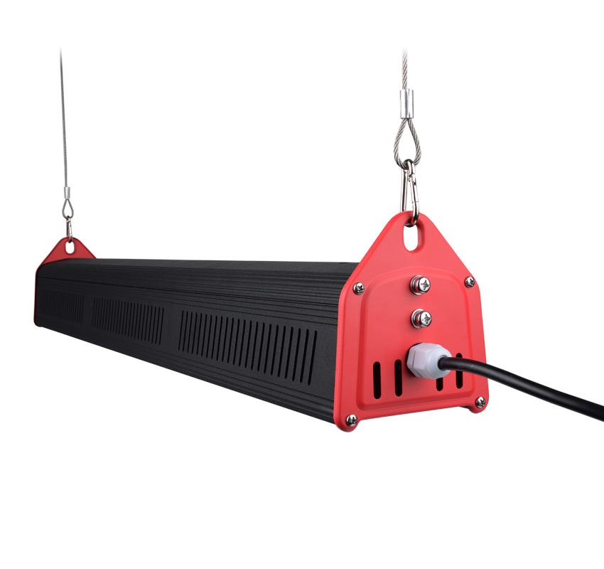 150W Linear LED High Bay Light 27000Lm CE RoHS TUV ETL DLC