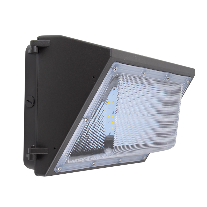 75W Semi Cut-off LED Wall Pack Lights,,9000 Lumens,IP65 waterproof
