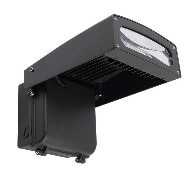 50W Full Cut-off LED Wall Pack Lights,110Lm/W,5500 Lumens,IP65 waterproof