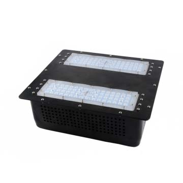 200W Gas Station LED Canopy Luminaire,24000 LM