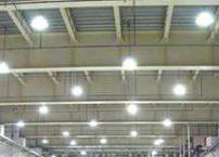 These reasons make LED an ideal choice for industrial lighting