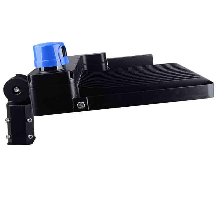 300W LED Shoebox Area Light Fixtures 180Lm/W 54000Lm
