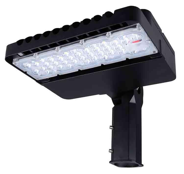 100W CE RoHS LED park road Light Fixtures 170Lm/W 17,000Lm