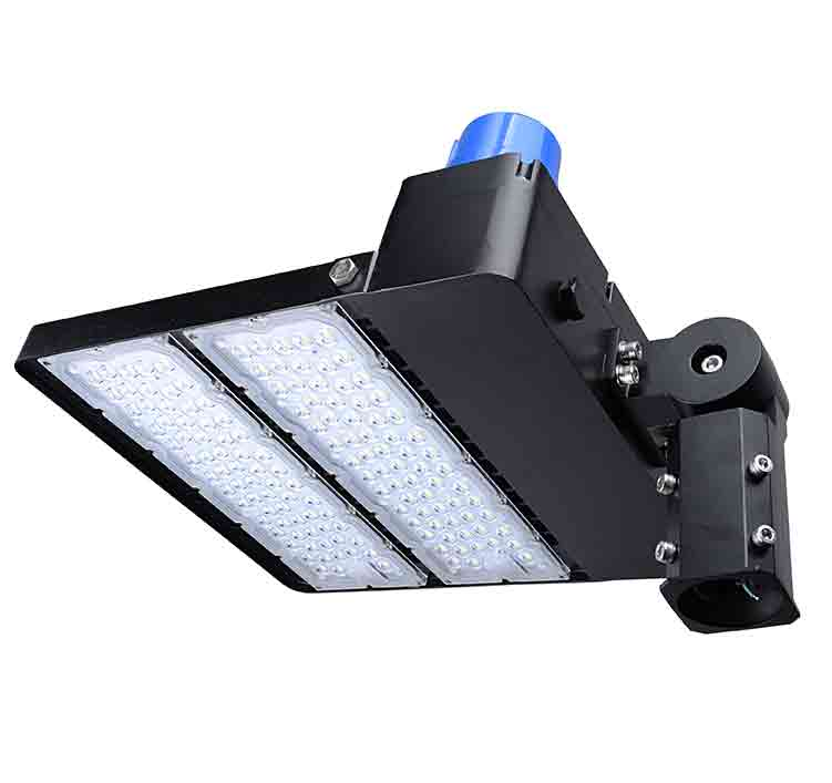 300W CE RoHS LED Stadium Light Fixtures 180Lm/W 54000Lm