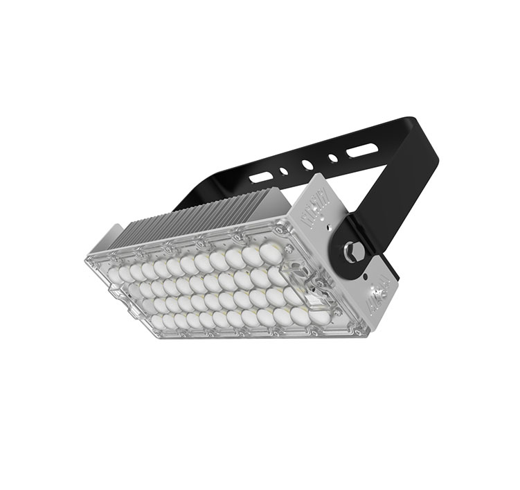 120w Outdoor Led Sports High Mast Lighting Fixtures With Tuv