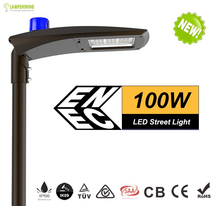 100w led street light -13000 Lumen-Waterproof IP66