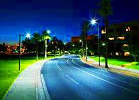 Development of LED Street Lamps