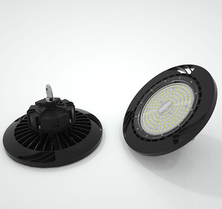 100W 15000Lumens Sosen UFO LED High Bay Warehouse light