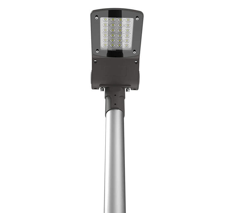 60W LED Street Light with Photocell Sensor, 8100 Lumen Equivalent 125W