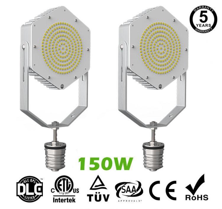150W LED Retrofit Kits for 500W Metal Halide Fixtures 20,000Lm Parking Lot Lighting Retrofit