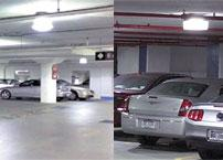 LED Parking lot Lights retrofit
