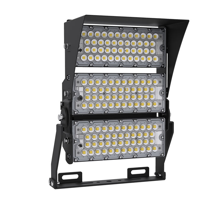 LED Stadium High Mast Light Manufacturers | 300w Flood Lighting Fixtures