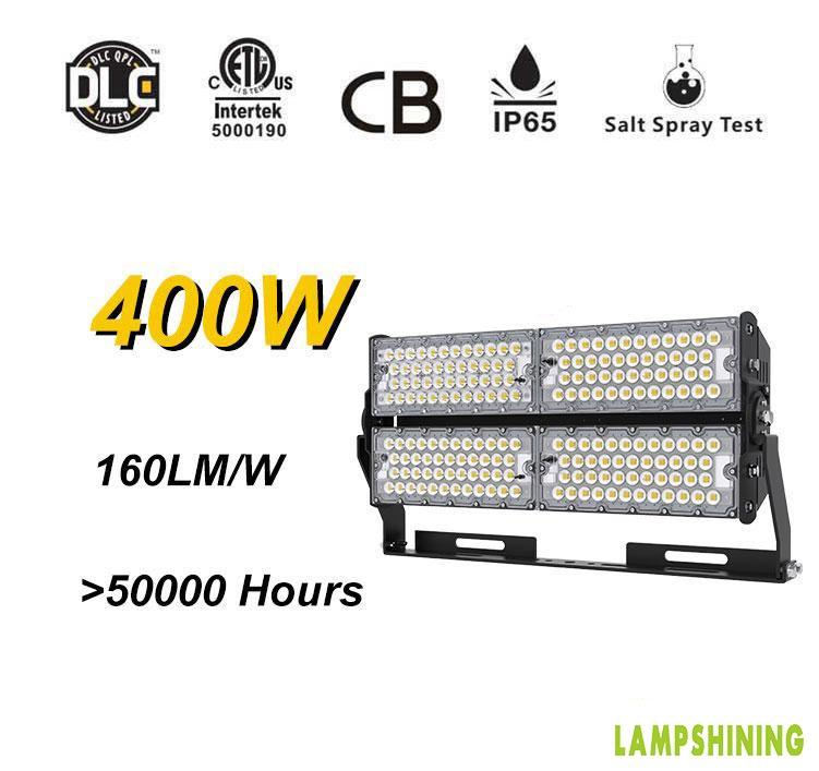 400W high quality LED High Mast Light | Outdoor LED Flood Lighting