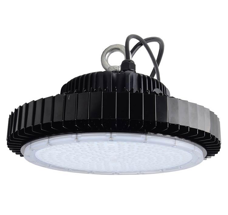 150W UFO LED High Bay Light 130Lm/W 19500 Lumen ETL cETL DLC listed