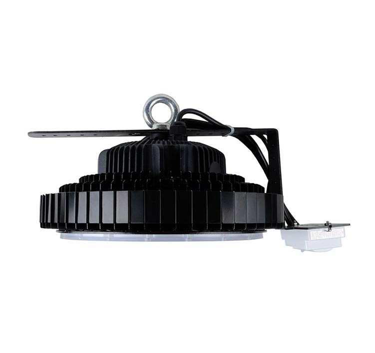 200W UFO LED High Bay Light 120Lm/W Driver Sosen ETL cETL DLC listed