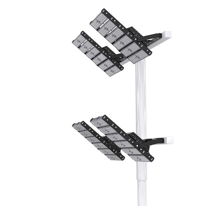 1440W LED High Mast Light,Rotatable Module,160Lm/W,223,200 Lumens,IP65,Stadium Light,Sports Lighting,Flood Lighting