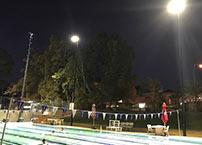 How to choose LED lights suitable for swimming pool lighting