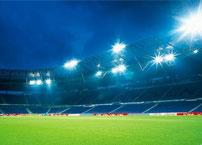 Why does stadium lighting start using LED Stadium lights?
