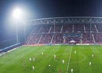 The importance of lighting for the stadium