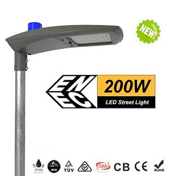 LED Street Lights for sale | 200W street lamp Head sale
