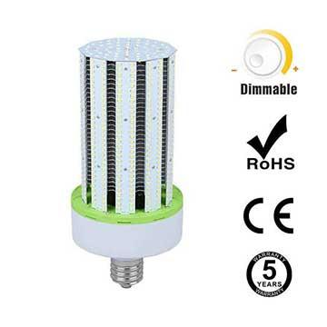 120W Dimmable LED Corn Bulbs 15600Lm Equal 450W HID