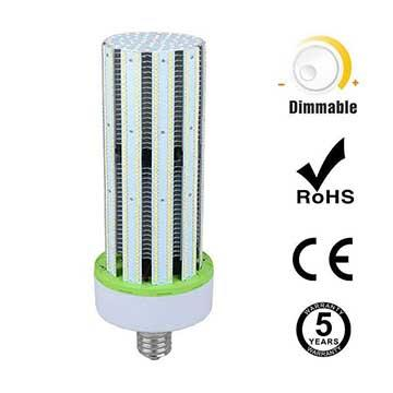 240W Dimmable LED Corn Bulbs 28800Lm Equal 750W HID