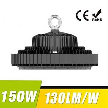 150W UFO LED High Bay Light 130Lm/W 19500 Lumen CE RoHS