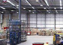 How should warehouse lighting choose the right LED light fixture?