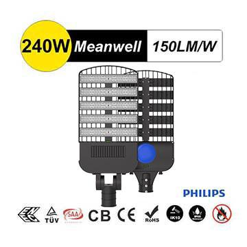 240W LED High power Outdoor Street Retrofit Light Head replaceable 750W HPS/ Metal Halide Lamp