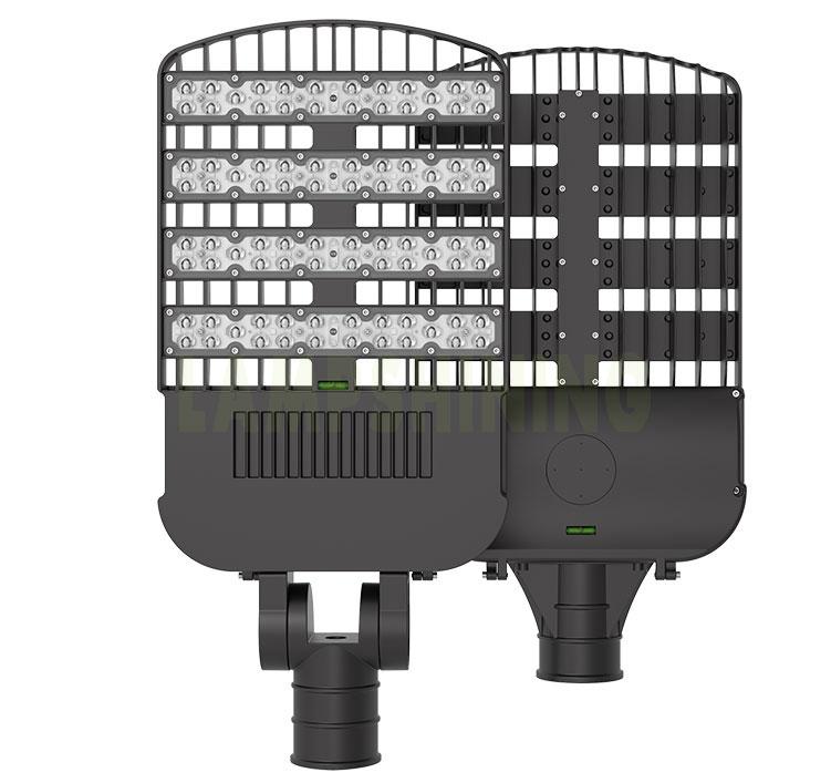 High Power 180w IP67 150Lm/W LED Street Light 100-277V, ENEC, TUV, CB LED Roadway Lighting