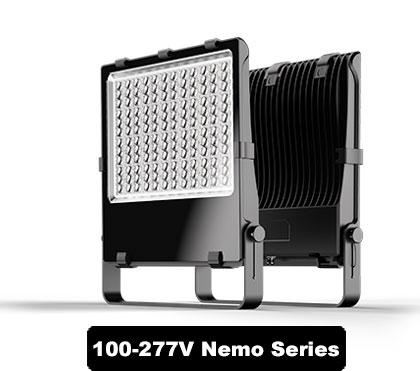 100-277V Nemo LED Flood Light