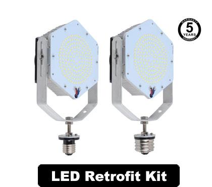 ETL DLC LED Retrofit kit