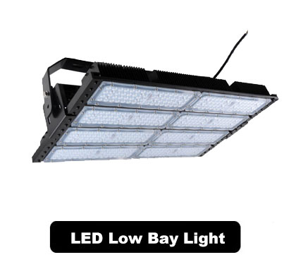TUV SAA LED Low Bay Light Fixtures