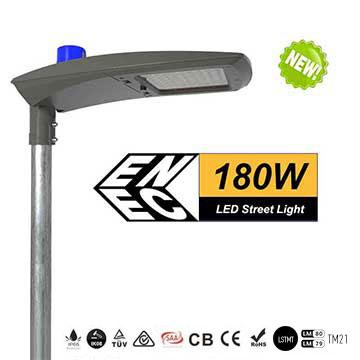 180w led street light -25200 Lumen-Waterproof IP66