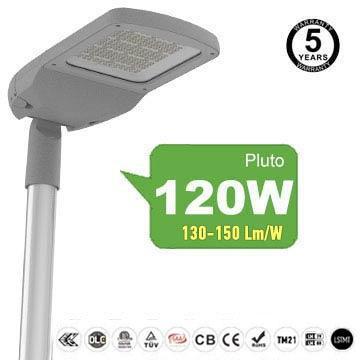 120w LED Street Light 130lmW, meanwell driver Outdoor energy saving LED Lighting
