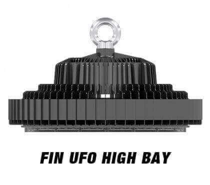 Fins UFO LED High Bay Light