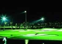 2021 golf course lighting, what should you pay attention to?