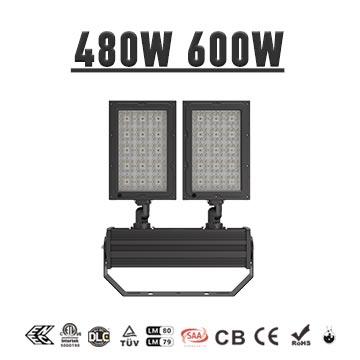 480W 600W Stadium Lighting LED Manufacturer, Indoor Outdoor LED Stadium Light Supplier