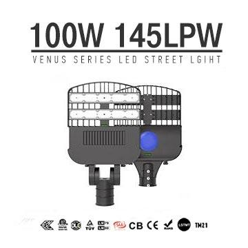 100w AC85-265V LED Street Pole Light | Street Light Upgrade Project Product