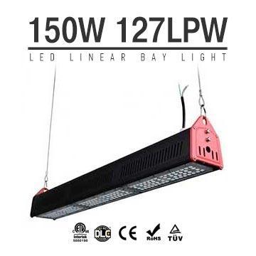 150W LED Linear High Bay Light 19000Lm ETL DLC TUV CE RoHS