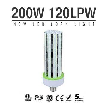 200W LED Corn Bulbs 24000Lm Equal 750W HID