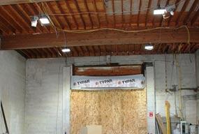 6pcs 150W Flat High Bay Lights for Canada Warehouse - Customer Feedback