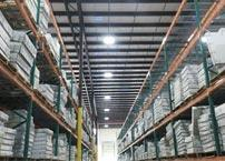 How to choose lighting fixtures for the warehouse?