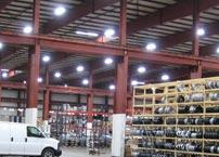 How to reduce the operating costs of warehouse lighting?